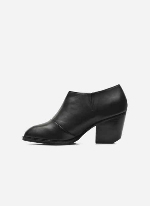 Ankle boots Shellys London Anime Black front view