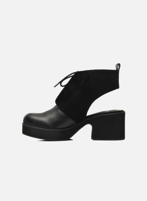 Stiefeletten & Boots Shellys London Michellton schwarz ansicht von vorne