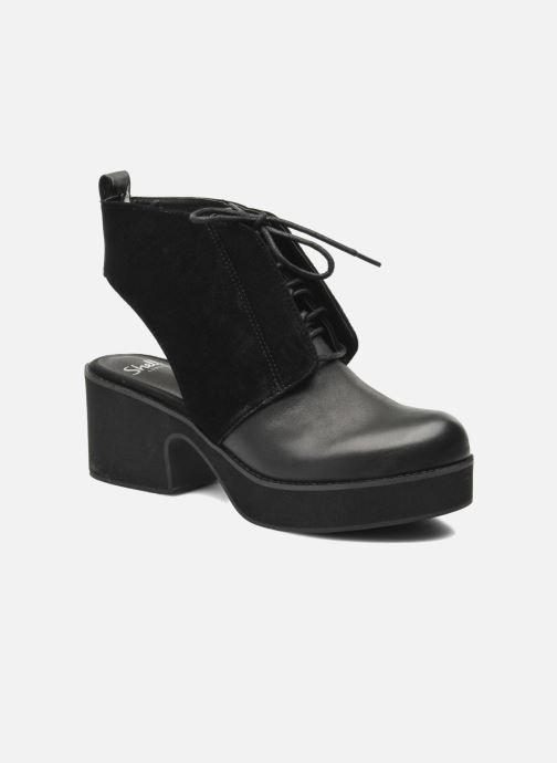Stiefeletten & Boots Shellys London Michellton schwarz detaillierte ansicht/modell
