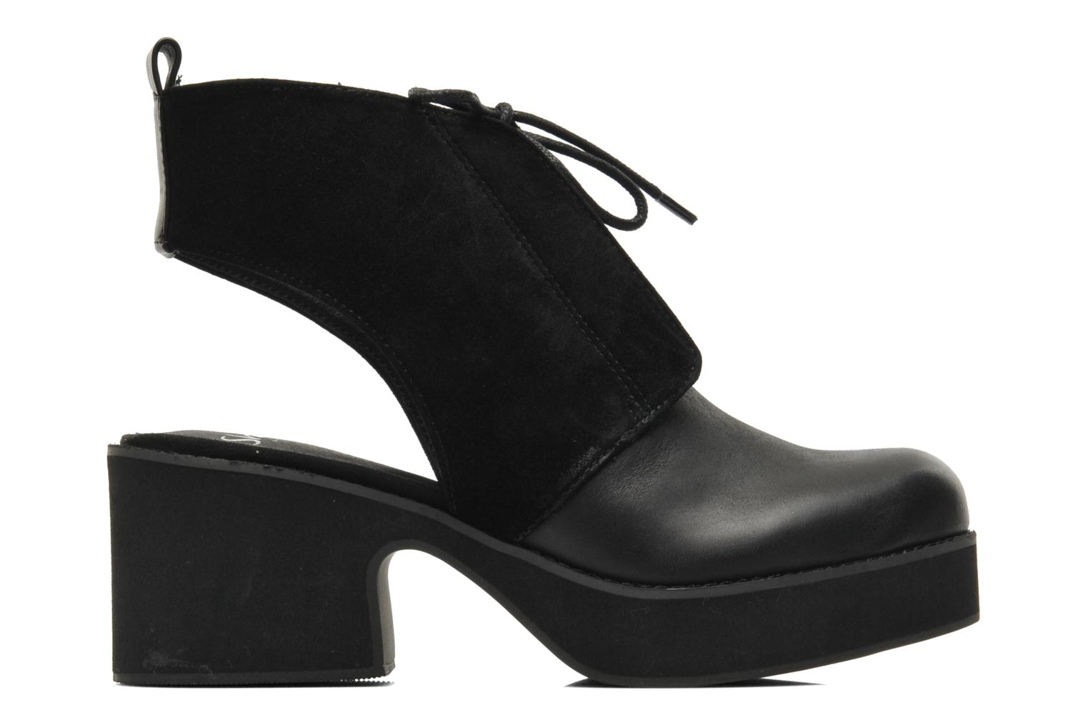 Ankle boots Shellys London Michellton Black back view