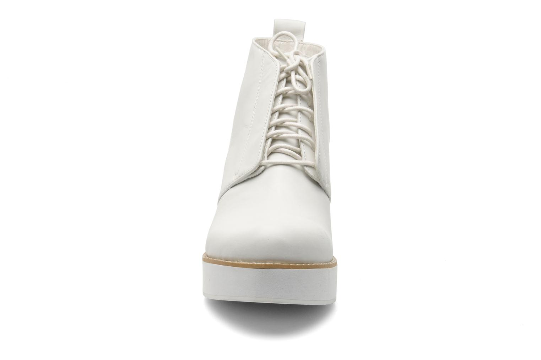 Ankle boots Shellys London Michellton White model view