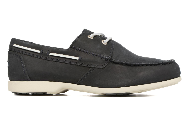 Chaussures à lacets Rockport 2-Eye Bleu vue derrière