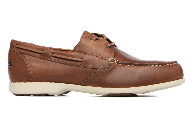 Chaussures à lacets Rockport 2-Eye Marron vue derrière