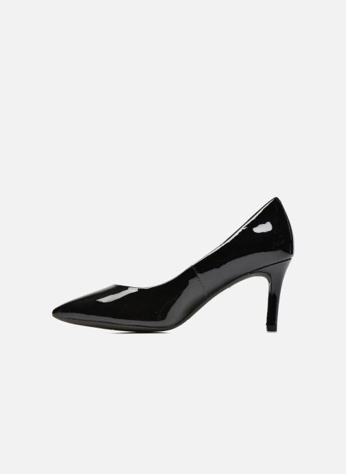 High heels Rockport TM75MMPTH Plain Pump C Black front view