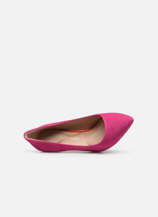 C Plain Chez Rockport Tm75mmpth rose Escarpins Pump 5B8qttxwH1