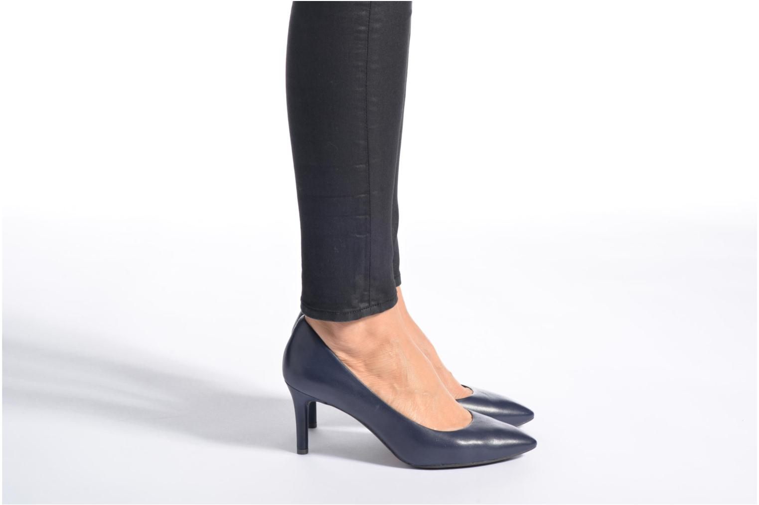 Escarpins Rockport TM75MMPTH Plain Pump Noir vue bas / vue portée sac