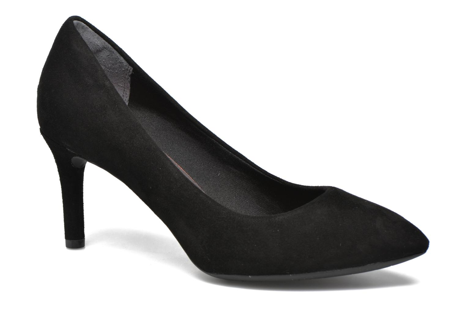 Escarpins Rockport TM75MMPTH Plain Pump Noir vue détail/paire