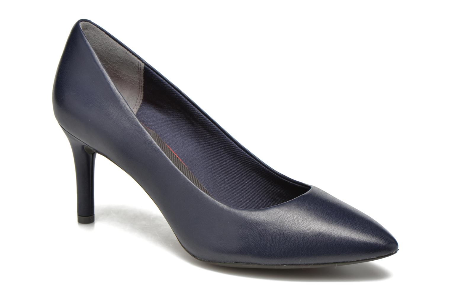 Escarpins Rockport TM75MMPTH Plain Pump Bleu vue détail/paire