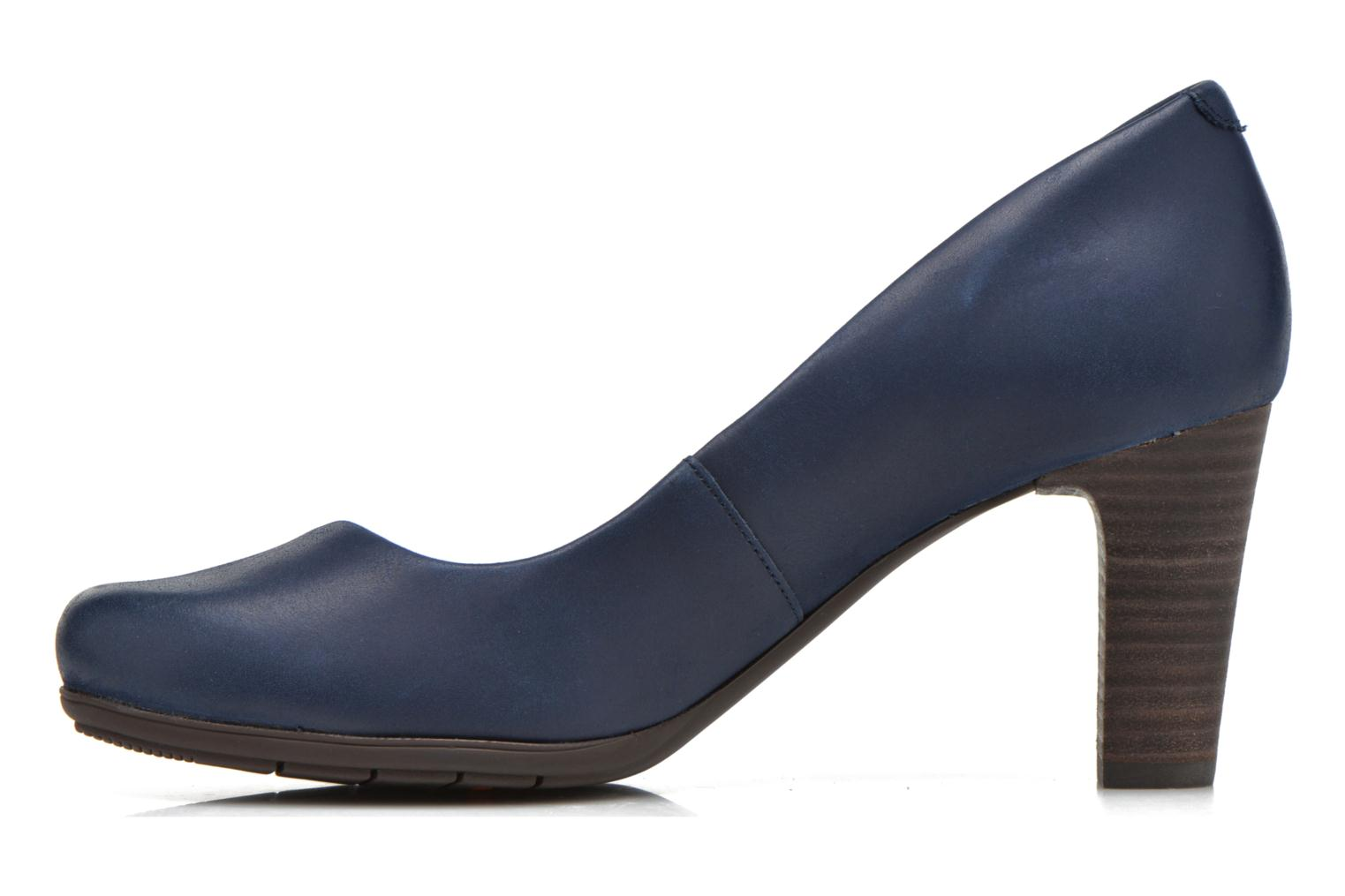 Escarpins Rockport TM75MMH Pump Bleu vue face