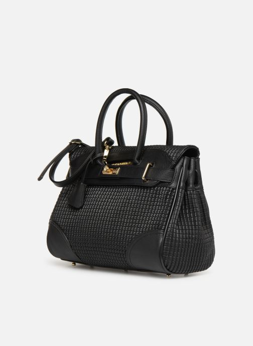Handbags Mac Douglas BRYAN Pyla XS Black model view