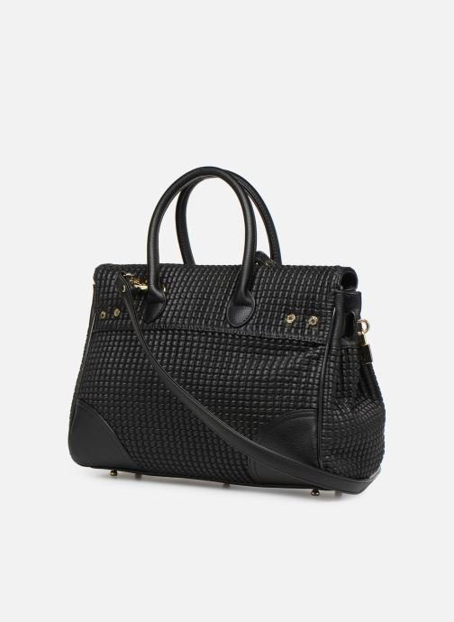 Handbags Mac Douglas BRYAN Pyla XS Black view from the right