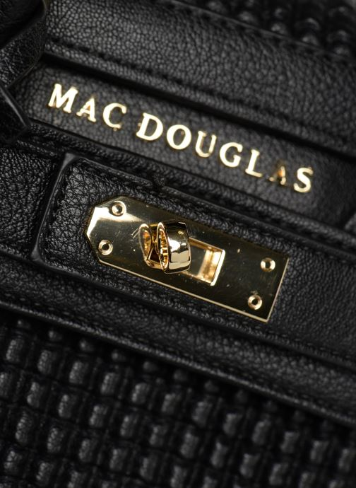 Handbags Mac Douglas BRYAN Pyla XS Black view from the left