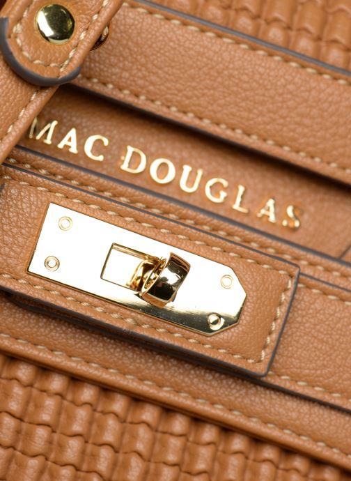 Handbags Mac Douglas BRYAN Pyla XS Brown view from the left