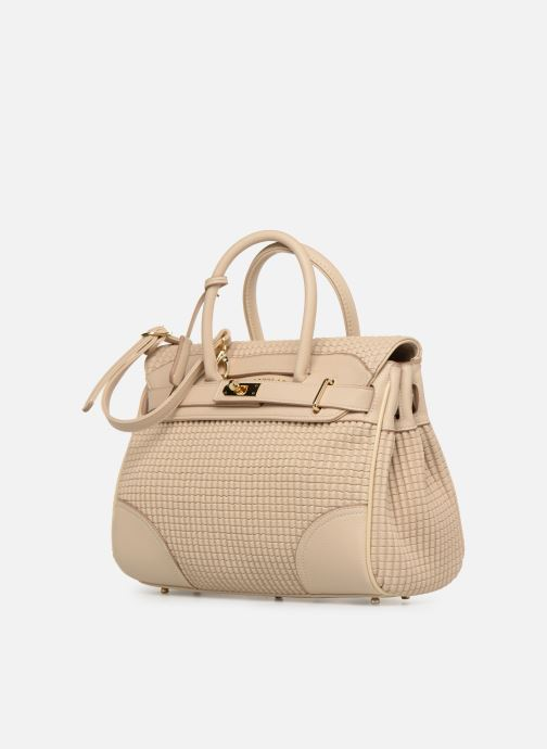 Handbags Mac Douglas BRYAN Pyla XS Beige model view