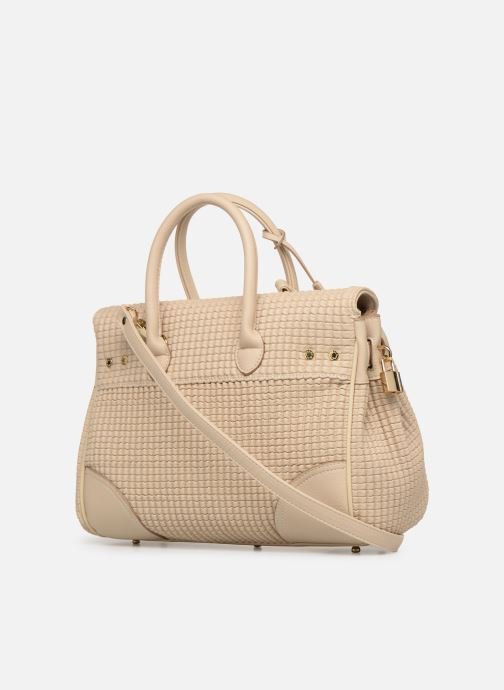 Handbags Mac Douglas BRYAN Pyla XS Beige view from the right