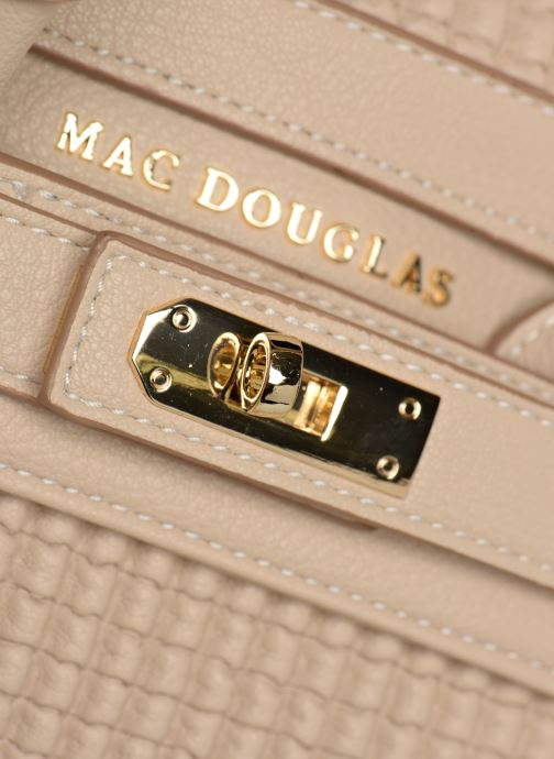 Handbags Mac Douglas BRYAN Pyla XS Beige view from the left