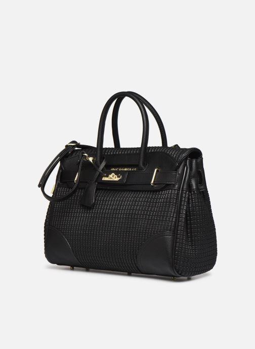Bolsos de mano Mac Douglas BRYAN Pyla XS Negro vista del modelo