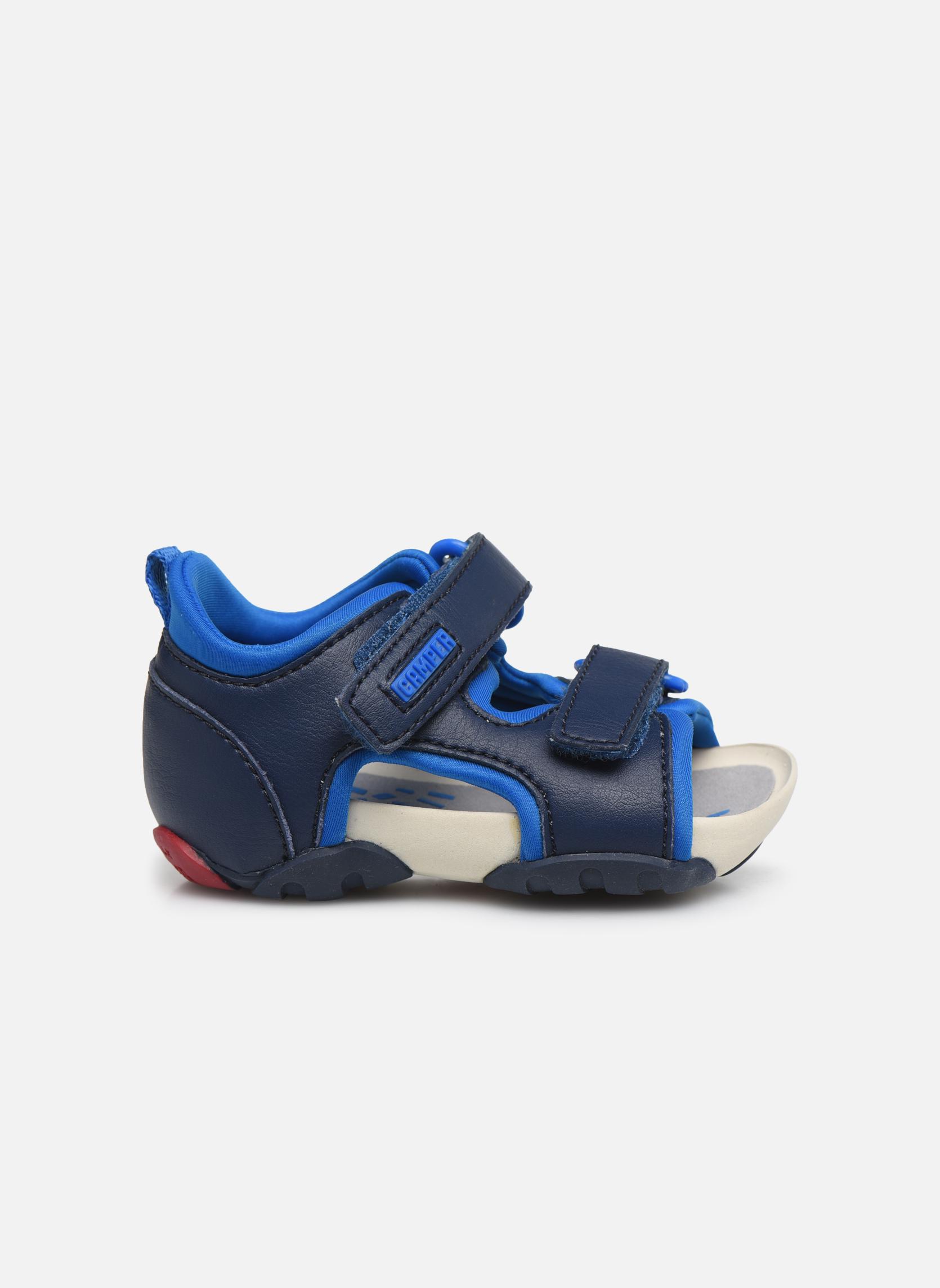 Sandales et nu-pieds Camper Ous FW 80530 Bleu vue derrière