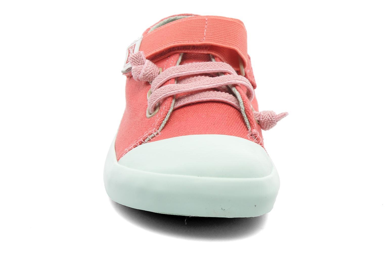 Baskets Camper Peu 80473 Rose vue portées chaussures