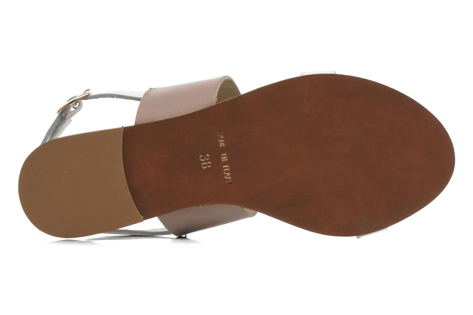 Sandals Georgia Rose Lulzy Beige view from above