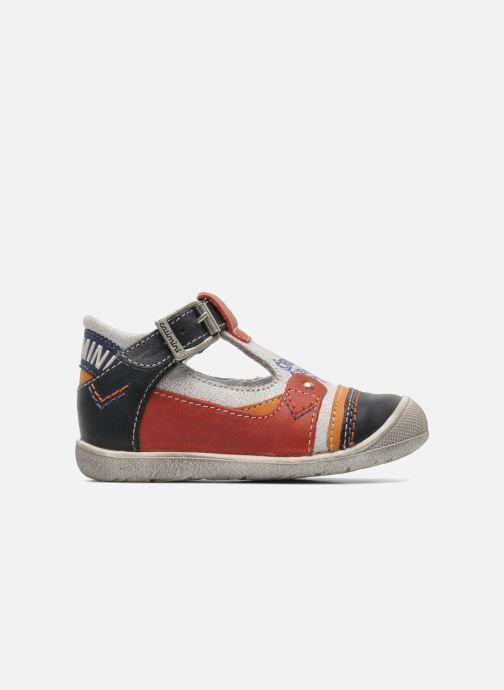 Boots en enkellaarsjes Catimini CALAO Multicolor achterkant