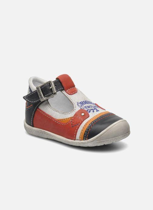 Boots en enkellaarsjes Catimini CALAO Multicolor detail