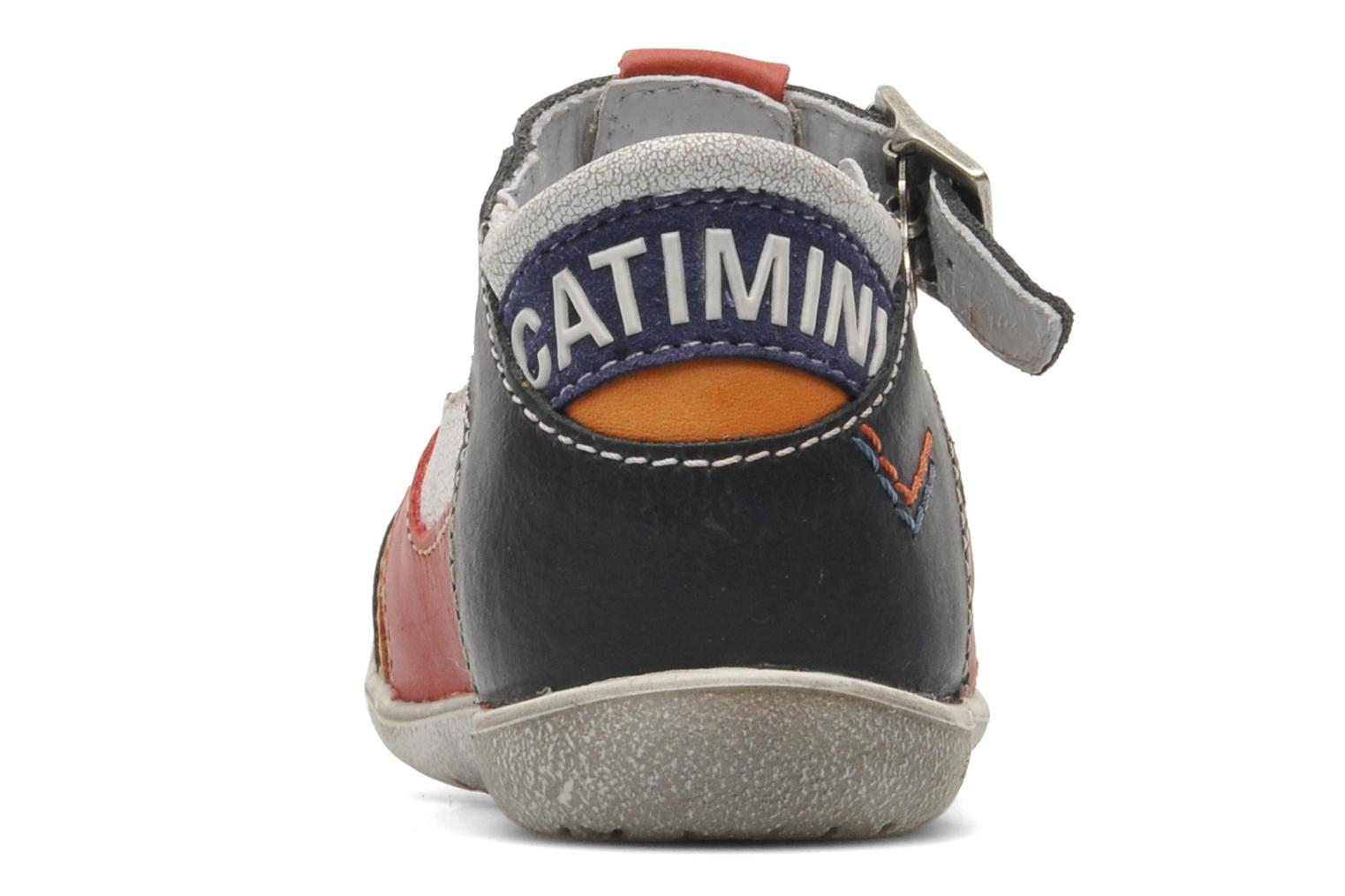 Ankle boots Catimini CALAO Multicolor view from the right