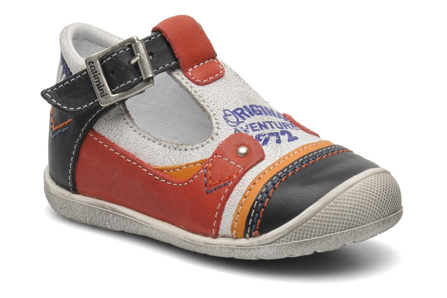 Ankle boots Catimini CALAO Multicolor detailed view/ Pair view