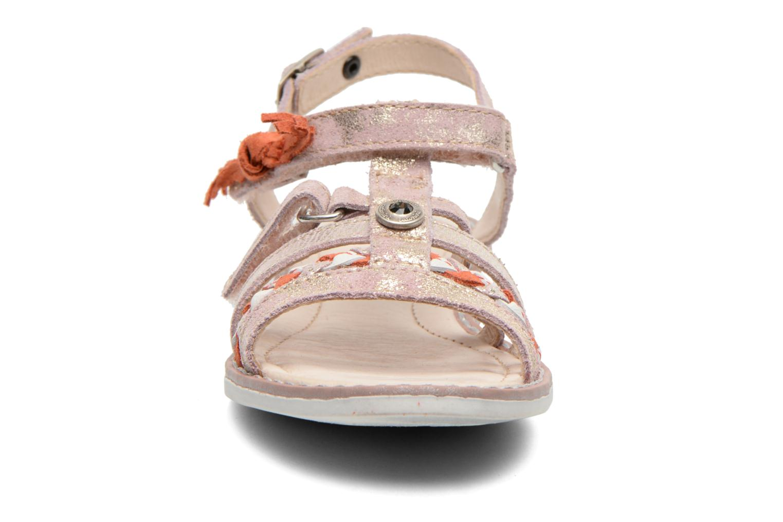 Sandals Catimini Chouette Pink model view