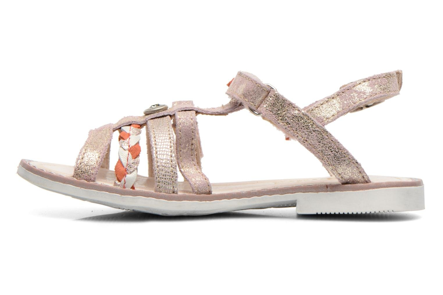 Sandals Catimini Chouette Pink front view