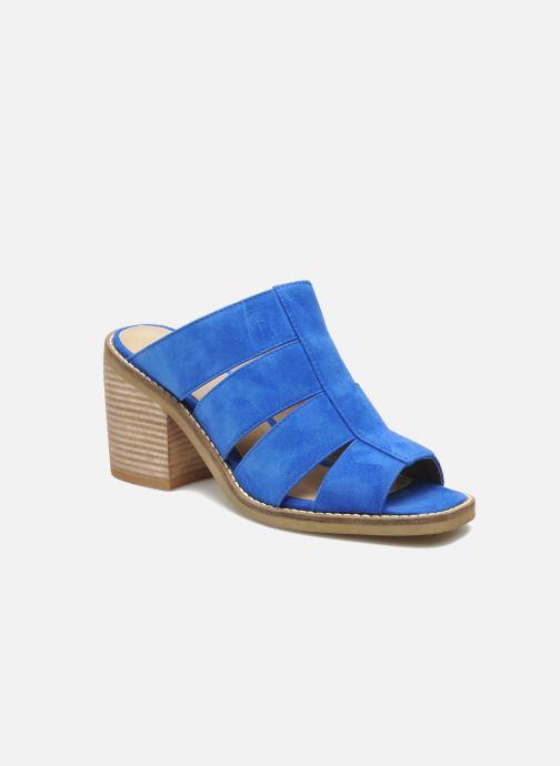 c97f9f9e6aa681 Shellys London BARDY (Bleu) - Mules et sabots chez Sarenza (215352)