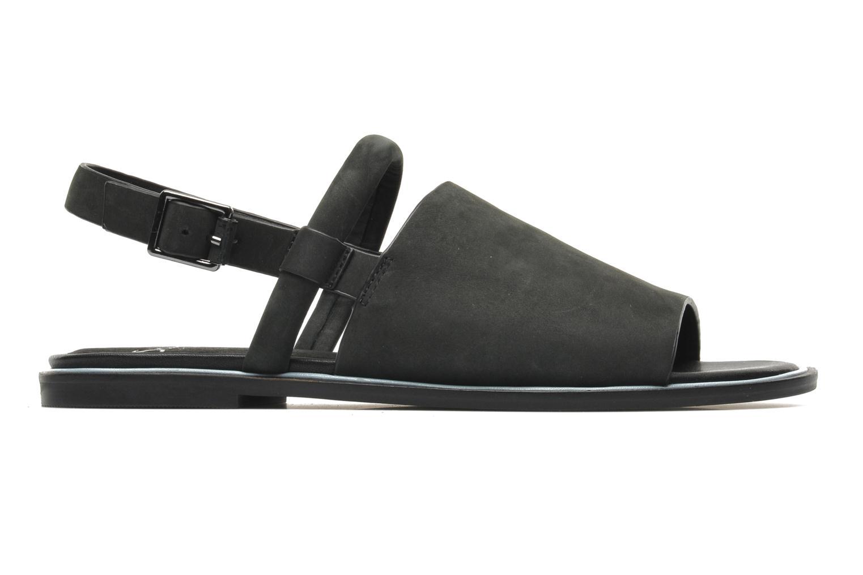 Sandales et nu-pieds Shellys London SALVANT Noir vue derrière