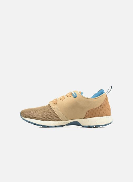 Trainers Element Mitake Beige front view