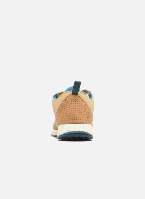 Baskets Element Mitake Beige vue droite