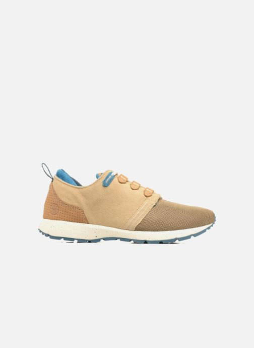 Sneakers Element Mitake Beige achterkant