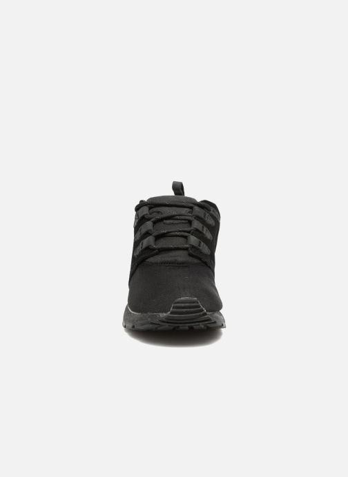 Baskets Element Mitake Noir vue portées chaussures