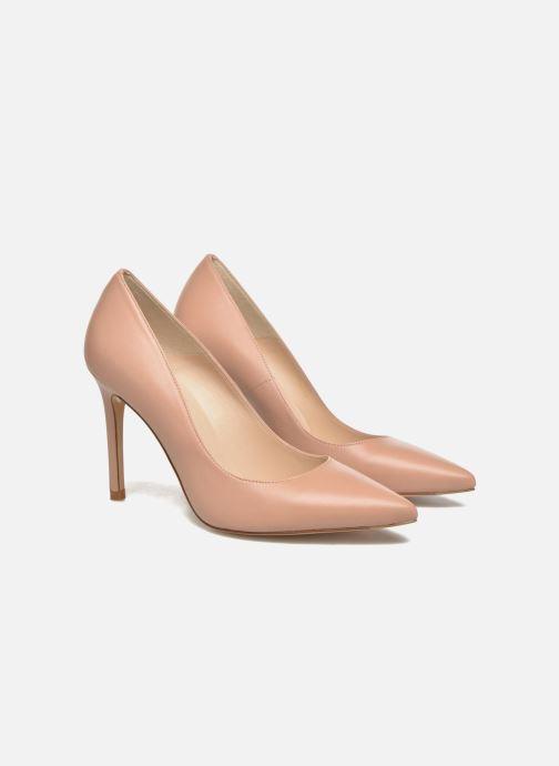 High heels L.K. Bennett Fern Beige 3/4 view