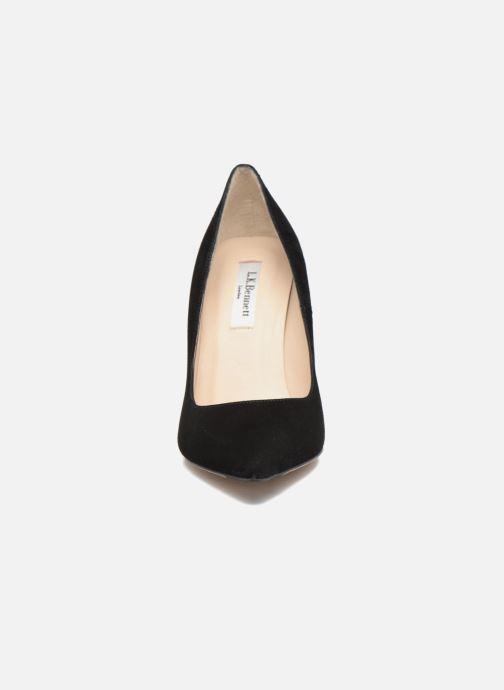 Escarpins L.K. Bennett Fern Noir vue portées chaussures