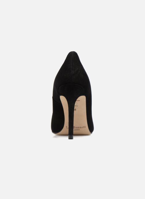 Zapatos de tacón L.K. Bennett Fern Negro vista lateral derecha