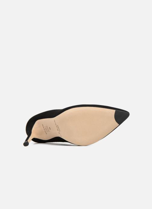 Zapatos de tacón L.K. Bennett Fern Negro vista de arriba
