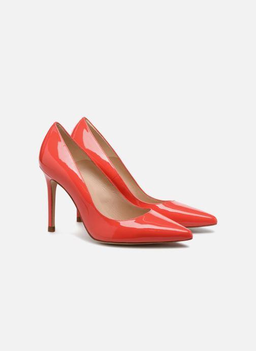 Zapatos de tacón L.K. Bennett Fern Naranja vista 3/4