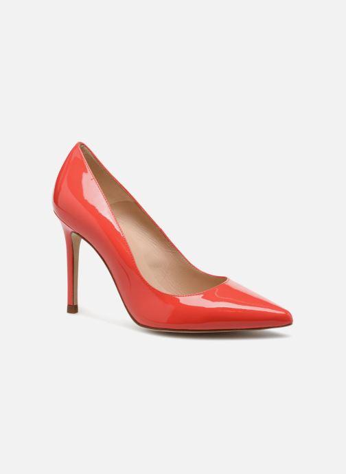 Zapatos de tacón L.K. Bennett Fern Naranja vista de detalle / par