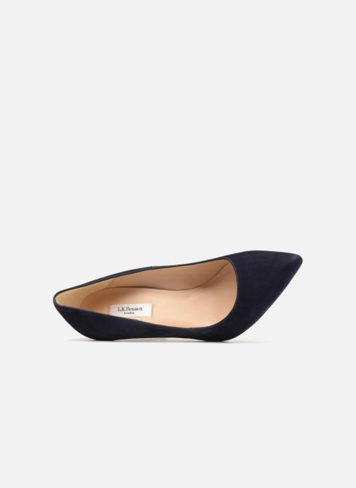 Pumps L.K. Bennett Fern Blauw links