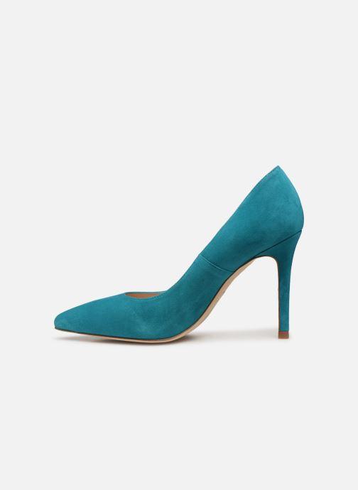 Escarpins L.K. Bennett Fern Bleu vue portées chaussures