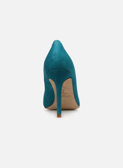 Zapatos de tacón L.K. Bennett Fern Azul vista de frente