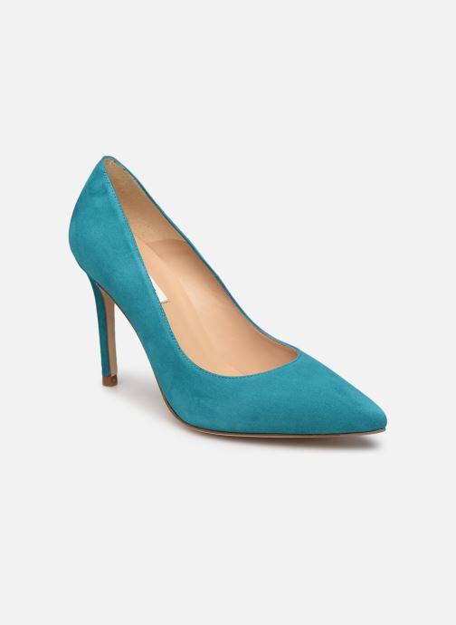 Zapatos de tacón L.K. Bennett Fern Azul vista de detalle / par