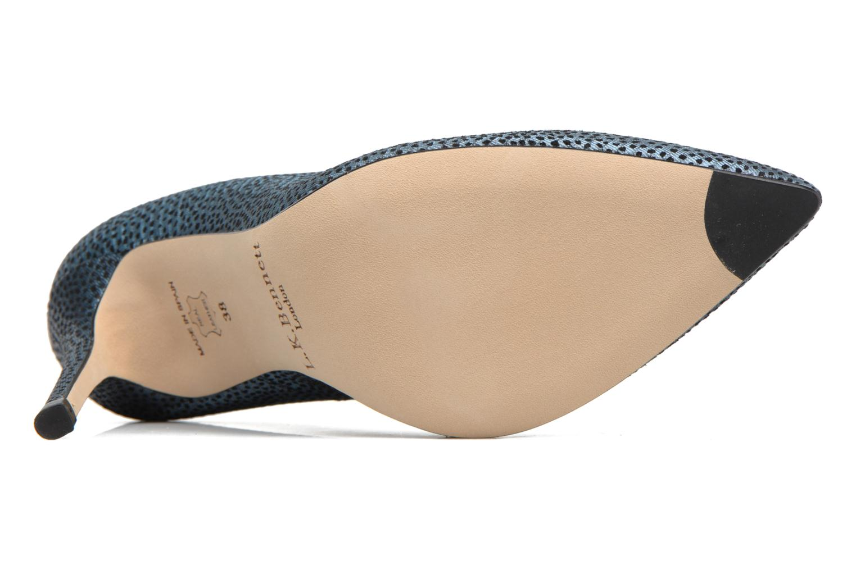 L.K. Bennett Fern Más (Bleu) - Escarpins en Más Fern cómodo Chaussures femme pas cher homme et femme 849e59