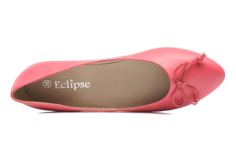 Ballerina's Eclipse Ballerine Sidonie Roze links