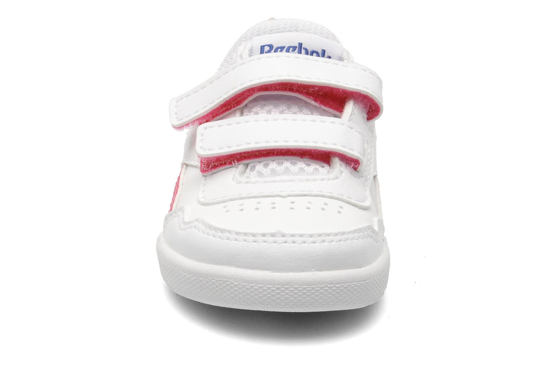 Baskets Reebok REEBOK ROYAL EFFECT ALT Baby Blanc vue portées chaussures