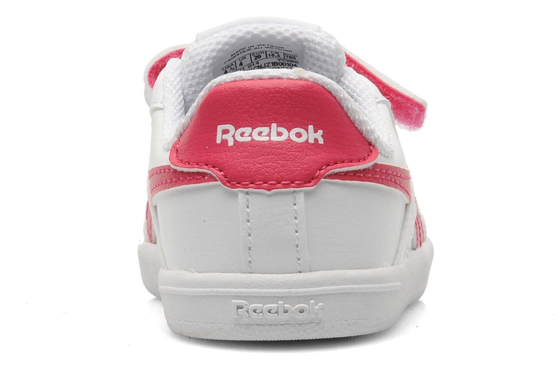 Baskets Reebok REEBOK ROYAL EFFECT ALT Baby Blanc vue droite